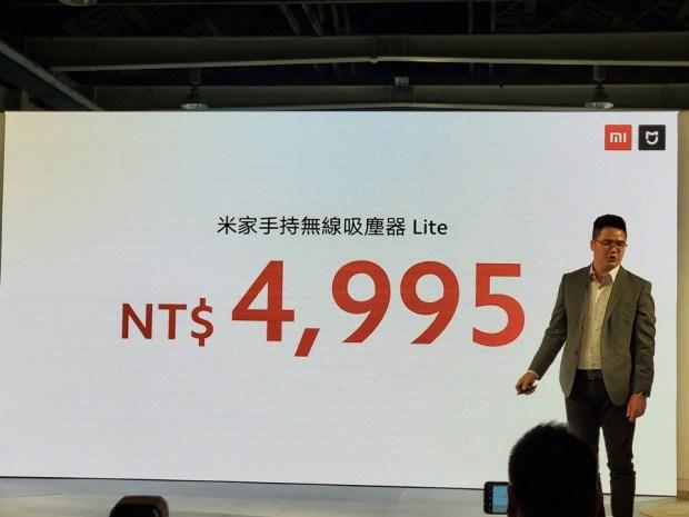 小米全新掃拖機器人 1C、手持無線吸塵器 Lite 來了!四樣新品讓你生活更有品質 20191211_135533