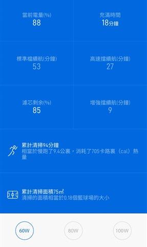 [開箱評測] 睿米 X20 吸拖無線手持吸塵器:高 CP 值吸拖一把罩 Screenshot_20191209-190836_Mi-Home