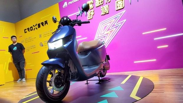 宏佳騰推出 Ai-1 Comfort 系列電動車,動力性能不減,騎乘更舒適,價格更親民! 20200117_145519