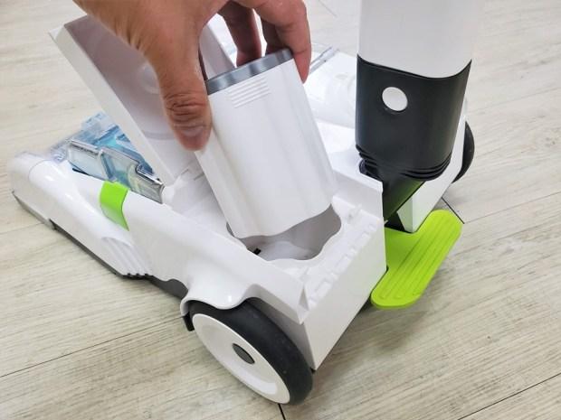 [開箱] 向拖地說掰掰!Hippolo 無線洗地機幫你輕鬆搞定地板清潔,還能消毒殺菌 20200329_145713