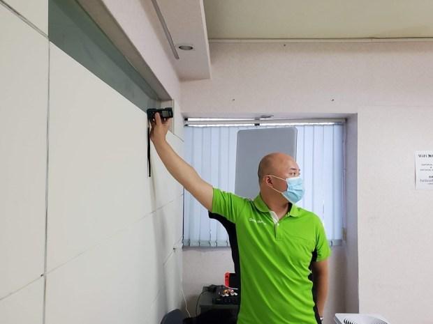 清淨機可以100%過濾髒污?可以!克立淨 A71實測給你看!還有電漿殺菌瞬間滅殺病菌毒 20200413_165746