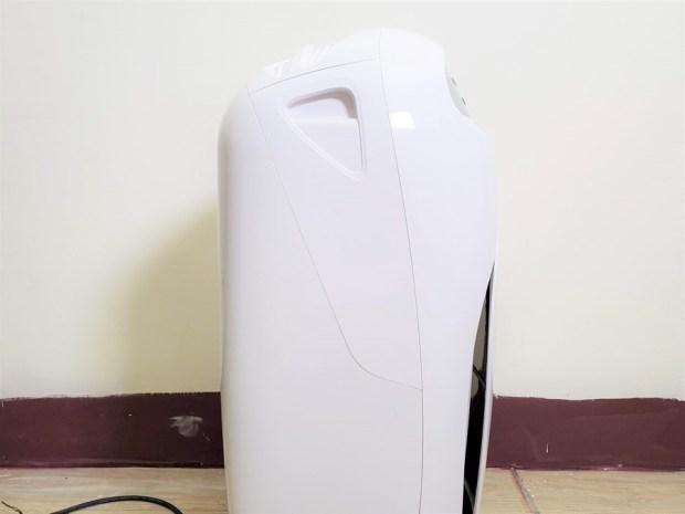 清淨機可以100%過濾髒污?可以!克立淨 A71實測給你看!還有電漿殺菌瞬間滅殺病菌毒 20200422_183402
