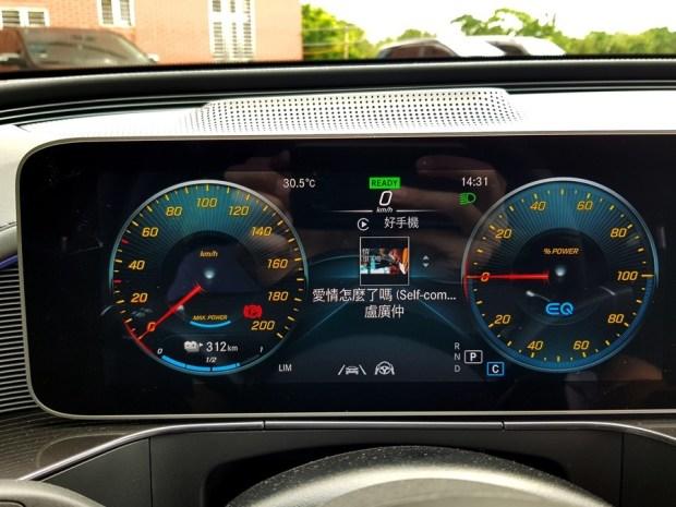 [試駕] 讓人合不攏嘴的賓士首款電動車 Mercedes-Benz EQC 400 4MATIC 運動版 20200502_143105