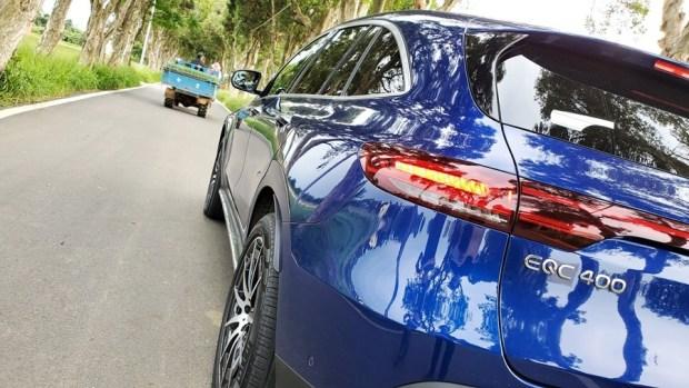 [試駕] 讓人合不攏嘴的賓士首款電動車 Mercedes-Benz EQC 400 4MATIC 運動版 20200502_153137