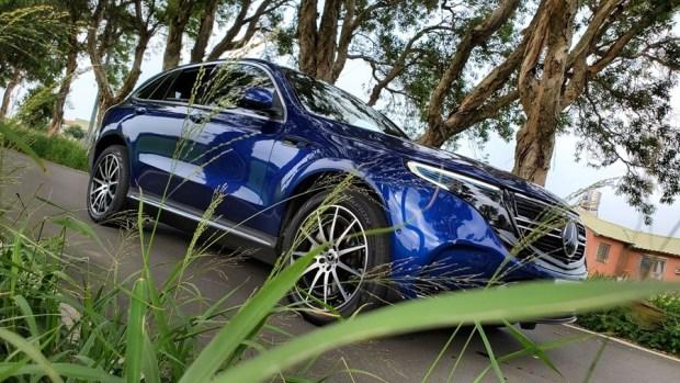 [試駕] 讓人合不攏嘴的賓士首款電動車 Mercedes-Benz EQC 400 4MATIC 運動版 20200502_153853