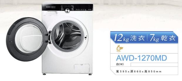 超划算!2 萬元以下高 CP 值滾筒洗脫烘洗衣機大評比 %E4%B8%89%E6%B4%8B