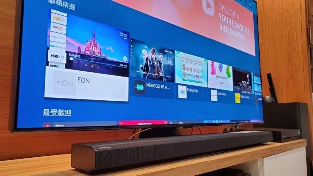 [體驗] 三星 QLED 8K 量子電視 Q800T、QLED 4K 量子電視 Q95T,超高 CP 值讓你更輕鬆打造耳、目一新的視聽體驗 (還有 Soundbar Q70T 介紹) 20200603_021838
