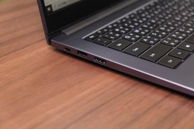 不到 17,000 元就能買到輕薄筆電?HUAWEI MateBook D14/D15 真的實現這個願望了 DSCF6845