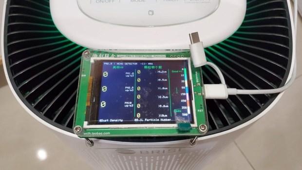 [評測] BRISE C260:超乎想像的安靜、CP 值破表,最適合小資族的空氣清淨機 20200929_012634