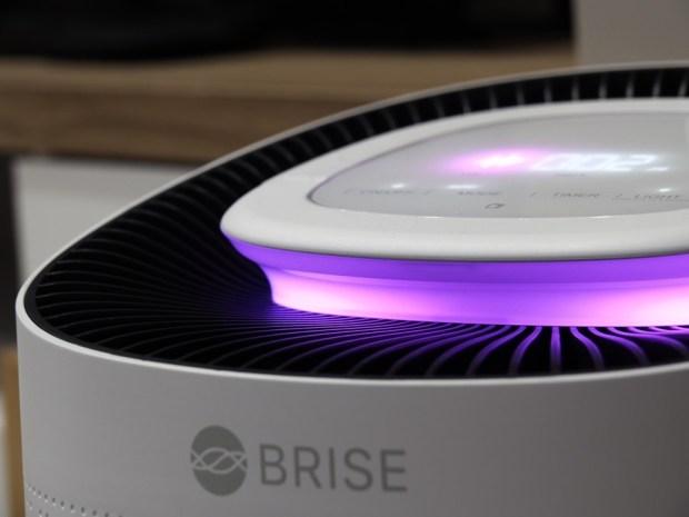 [評測] BRISE C260:超乎想像的安靜、防護最全面的空氣清淨機 9270666