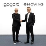 eMOVING 宣布加入 Gogoro PBGN 智慧電動車系統!