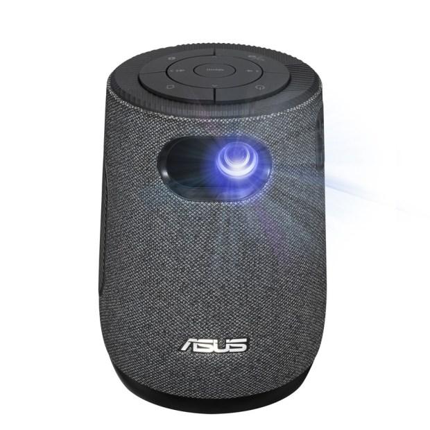 [CES 2021] 華碩推出多款全新筆電,內建多螢幕應用更多元;隨身投影機輕鬆爽投120吋畫面 ASUS-ZenBeam-Latte