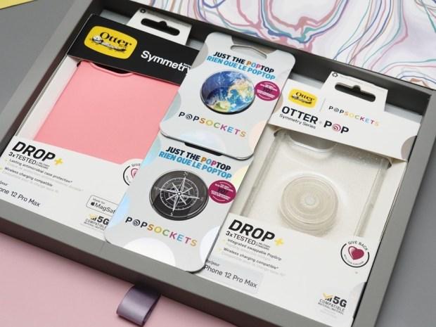 85% 來自海洋塑膠回收、支援 MagSafe 快速充電:LIFEPROOF、OtterBox 雙品牌 iPhone 12 Pro Max 評測 C300005