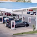 Tesla明年規劃在台新增13座全新超級充電站,覆蓋全台充電需求