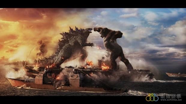 《哥吉拉大戰金剛》預告片釋出!單天超過 1,311 萬播放,3 月底即將決戰! maxresdefault-1