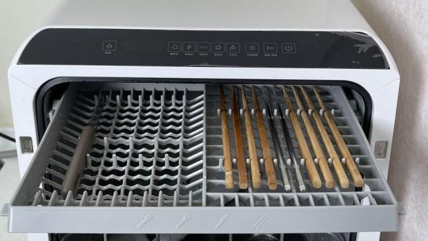 [評測] 雲米互聯網洗碗機:小空間專用,終於可以告別洗碗噩夢啦! IMG_7325
