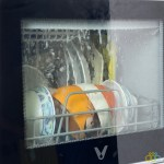 [評測] 雲米互聯網洗碗機:小空間專用,終於可以告別洗碗噩夢啦!