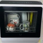 【評測】VIOMI 雲米互聯網洗碗機 (VDW0401):小體積大容量,小資、租屋終於也能擺脫洗碗惡夢!