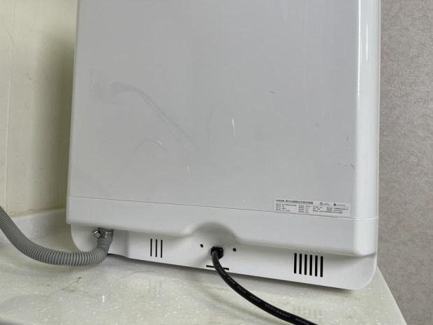 [評測] 雲米互聯網洗碗機:小空間專用,終於可以告別洗碗噩夢啦! IMG_7535