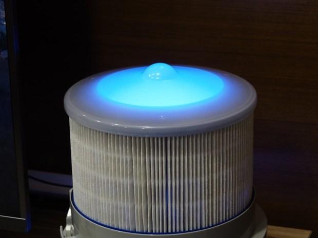 cado LEAF 120 評測:金屬兼具溫潤質感,全方位360度,擺在桌上都好看的空氣清淨機 5111508