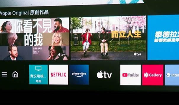 三星首款超短焦雷射4K智慧電視 The Premiere來了!三款 Lifestyle TV 規格再升級 clip_image00210