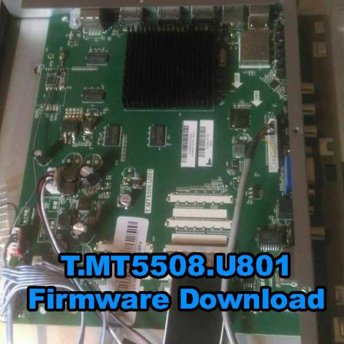 T.MT5508.U801 Software Download