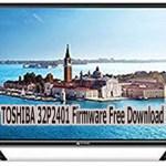 TOSHIBA 32P2401 Firmware Free Download