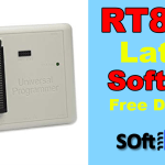RT809H Programmer Software Free Download