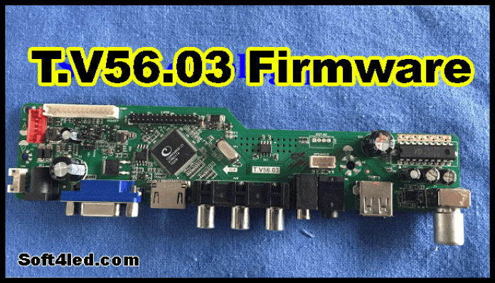 T.V56.03 Firmware Free Download