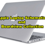 Apple Laptop Schematic Diagram and Boardview