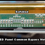 LCD/LED Panel Common Bypass Methods PDF