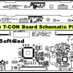 LG T-CON Board Schematic Diagram PDF Download