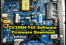 CV358H-T42 Software Download