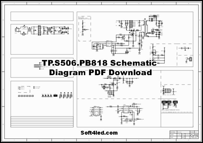 TP.S506.PB818 Schematic Diagram PDF