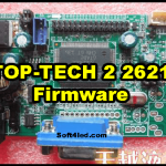 TOP-TECH 2 2621 Firmware Free Download