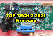 TOP-TECH 2 2621 Firmware Free Download