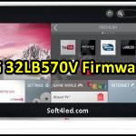 LG 32LB570V Firmware Free Download