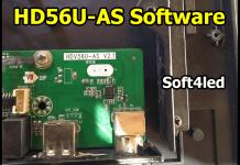 HD56U-AS Software Free Download