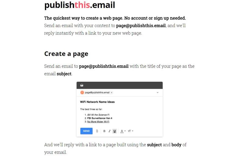 Herramientas web sorprendentes publishthis email 5 herramientas web sorprendentes que te van a encantar, todas son gratuitas