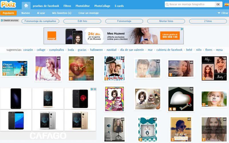 Crear fotomontajes gratis online Pixiz Crear fotomontajes gratis online con estas 10 páginas