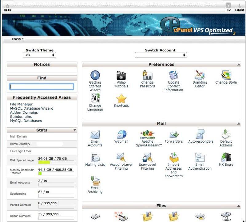 cPanel para gestionar un Hosting Hosting: ¿qué es un hosting?