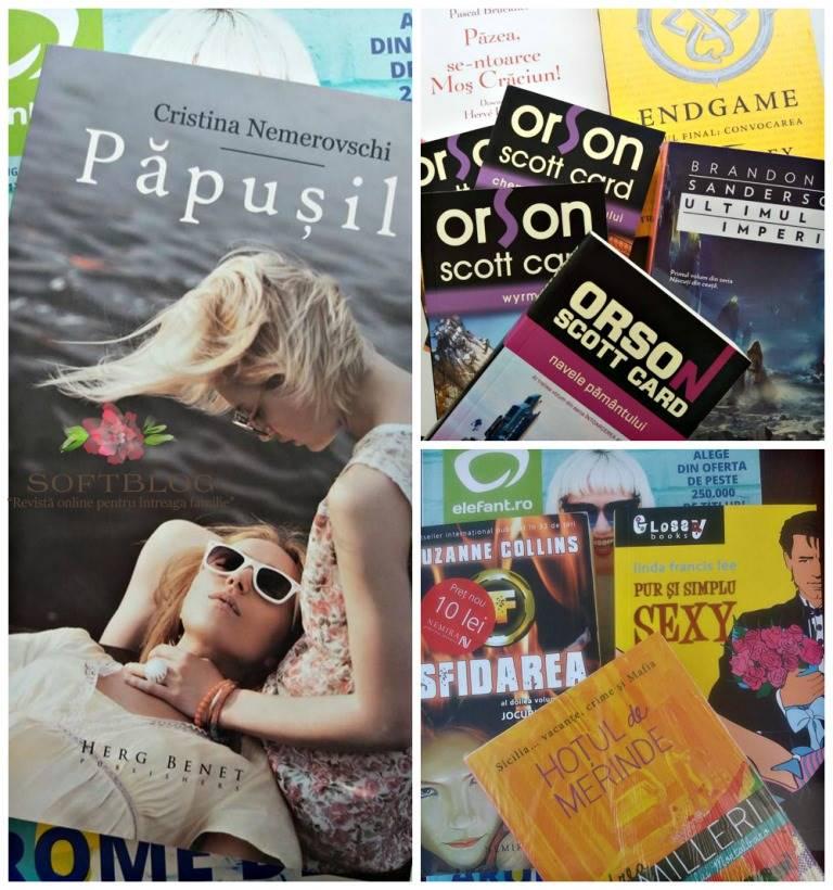 book haul august