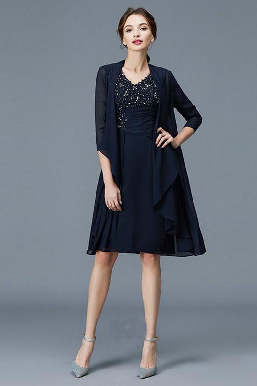 3 modele de rochii pentru soacre, mari sau mici
