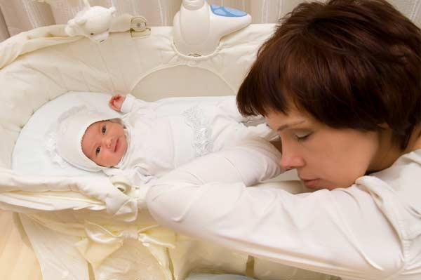bebe nu doarme