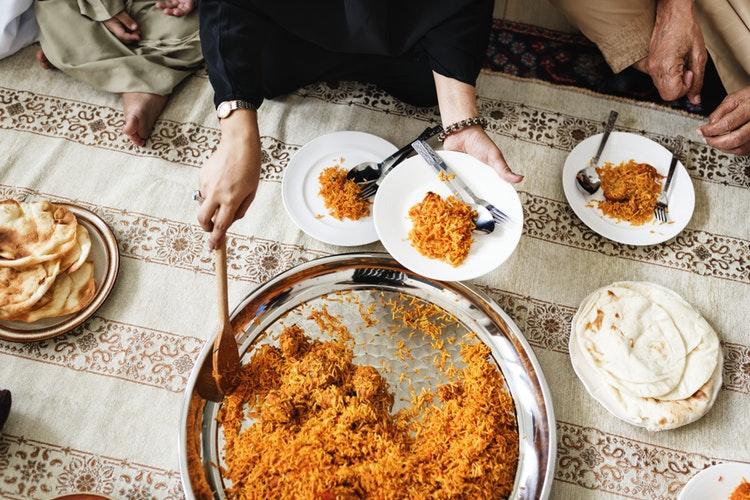 dieta islamică