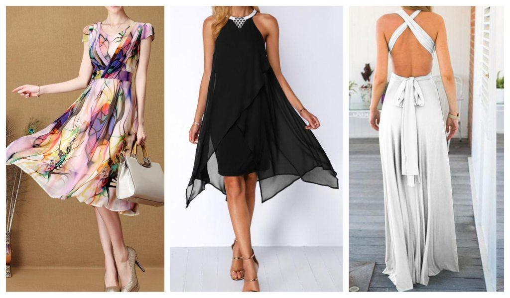 3 Rochii Elegante Potrivite Pentru Serile Călduroase De Vară Softblog