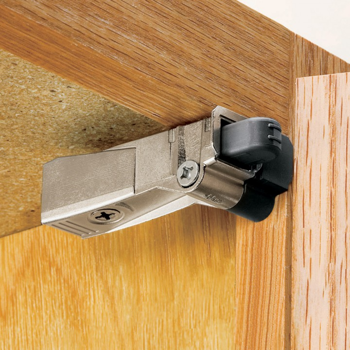 Single Pack Blum Nickel Blumotion 971A for Compact Hinges