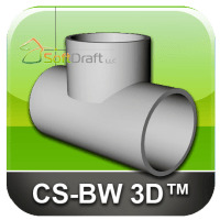 CS ButtWeld Fittings 3D  Software Plugins For CAD