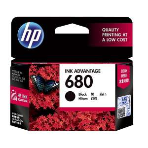 HP 680 Black Ink
