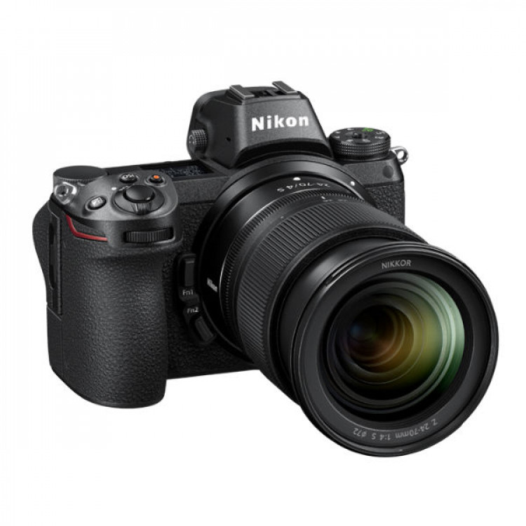 Nikon Z7 45.7 MP Mirrorless Digital Camera